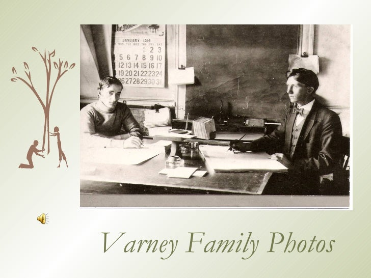 Varney Family Photos