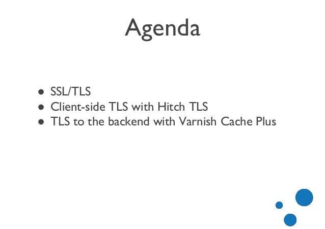 Varnish SSL / TLS Slide 2