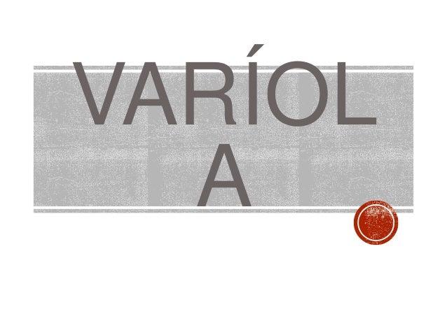 VARÍOL A