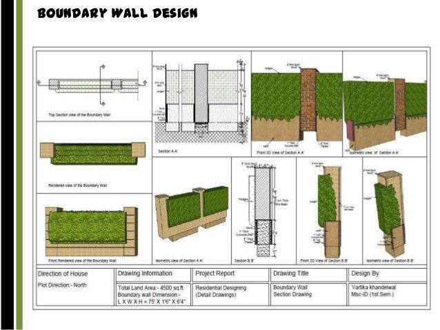 Residential Boundary Wall Design : Bathroom design presentation vartika khandelwal m sc i d