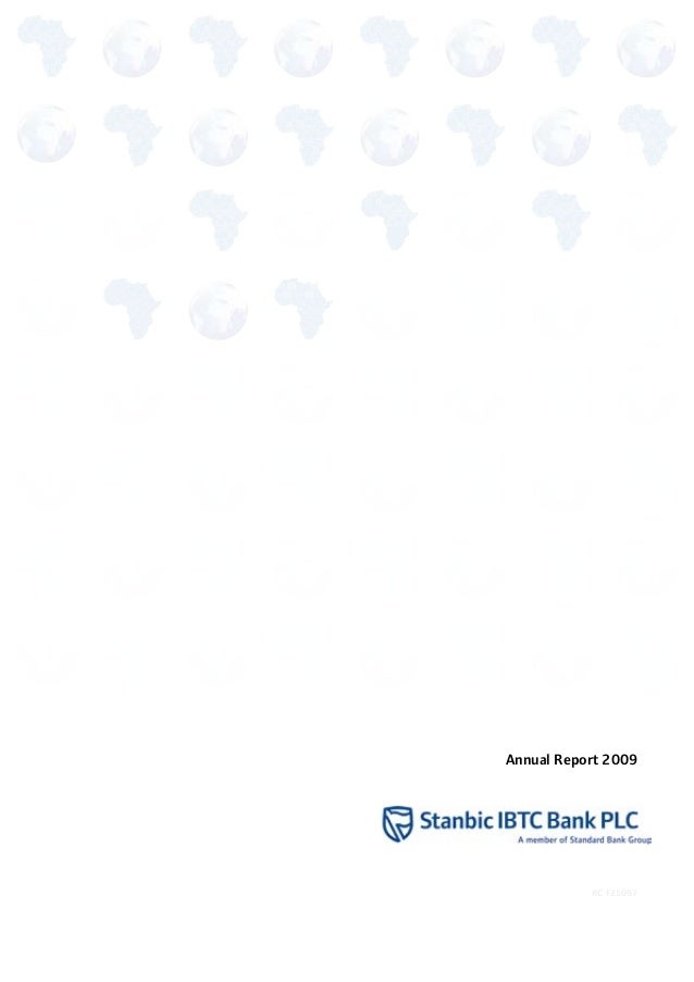Annual Report 2009 RC 125097