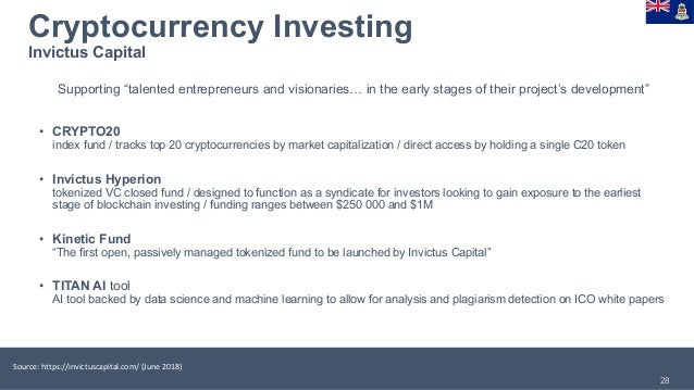 The implications of Blockchain technology in the Alternative Investme…