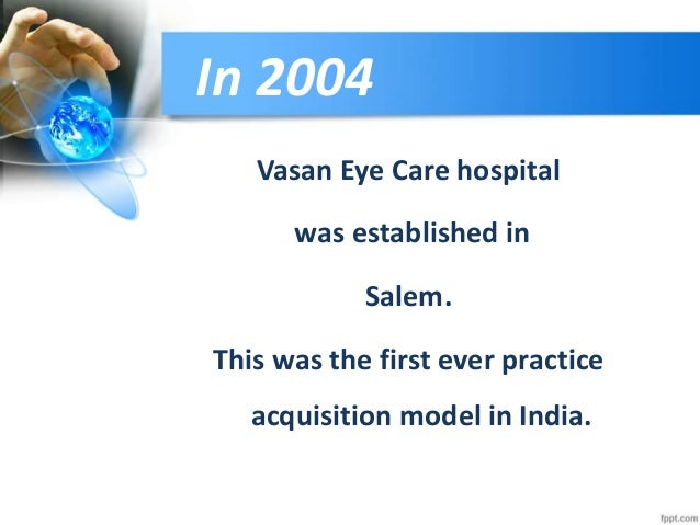 Vasan Eye Care in Jayanagar, Bangalore - Lybrate