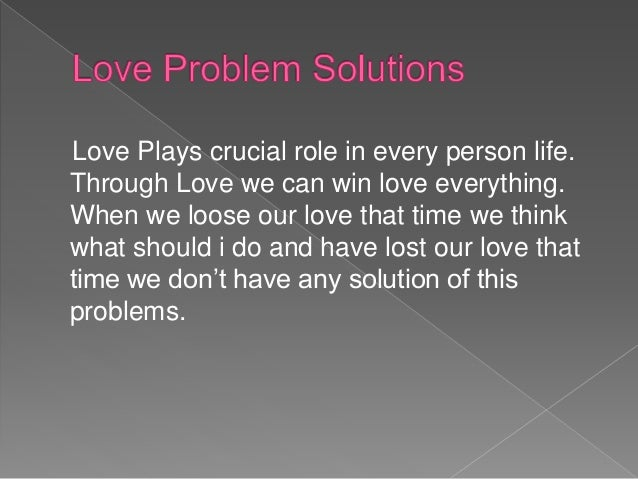 Guru Ji can give you Love Problem Solution according to your needs. Because he is Love Problem specialist.