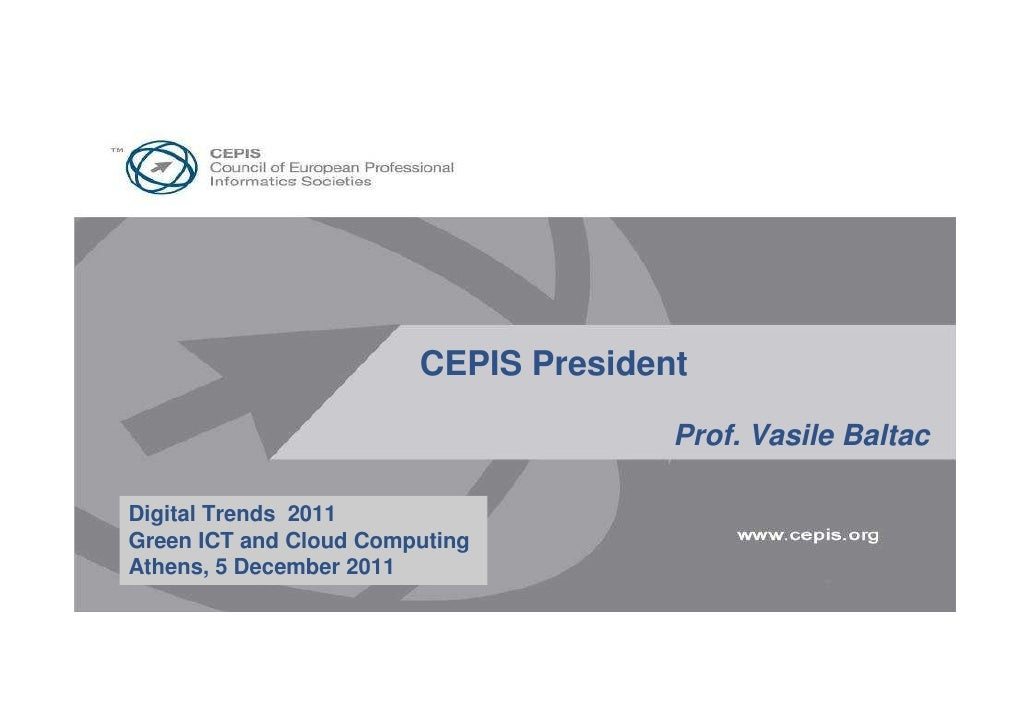CEPISPresentation Title Here                              President                                30pt Arial             ...