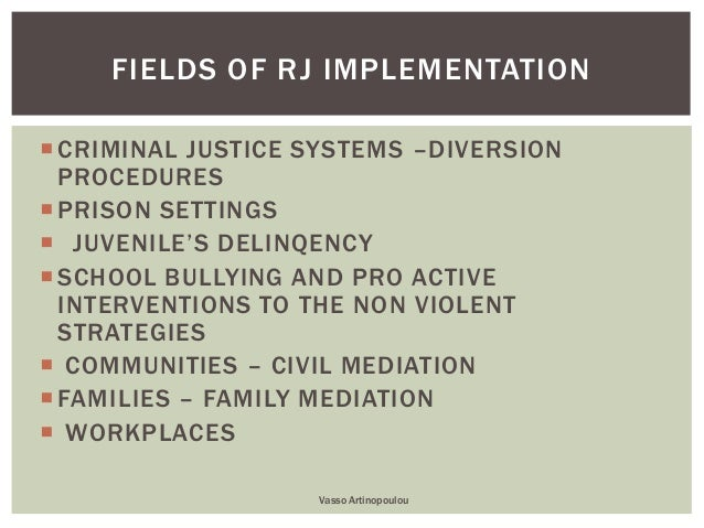 juvenile delinqency corrections Job description and earning potential in juvenile corrections  according to the  office of juvenile justice and delinquency prevention, is projected to increase.