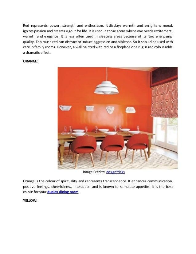 Vastu Colours For Duplex House Plans RED Image Credits Houzz 2