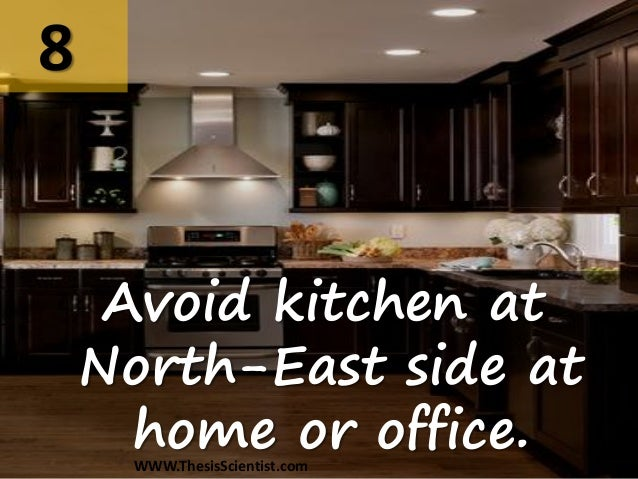 ThesisScientist 11 Avoid Kitchen At North East