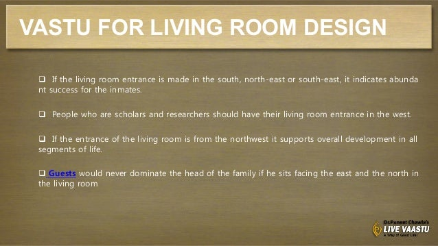 VASTU FOR LIVING ROOM DESIGN 6