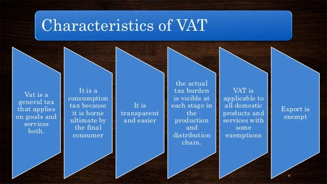 the value added tax and targeted Equity gain, optimal targeting, basic foodstuffs, sub-categories of  value added  tax (vat) is at present the second most important source of government.