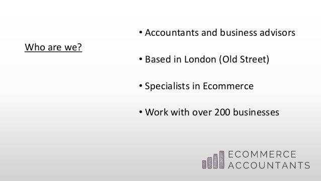 VAT -  The Basics And Beyond - Joe Cox Slide 2