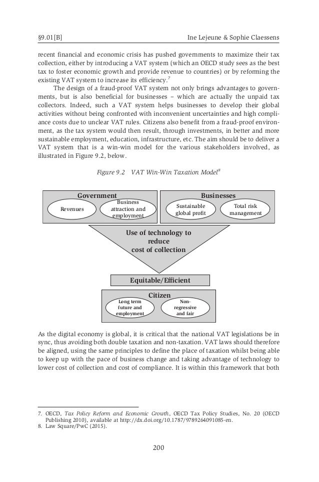 Vat gst in a global digital economy chapter 9conclusions the fut 20 fandeluxe Choice Image
