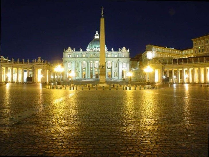 Vaticano Slide 1