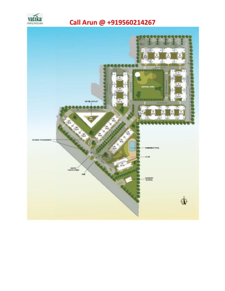 Vatika lifestyle homes sector 84 gurgaon price payment for Lifestyle homes floor plans