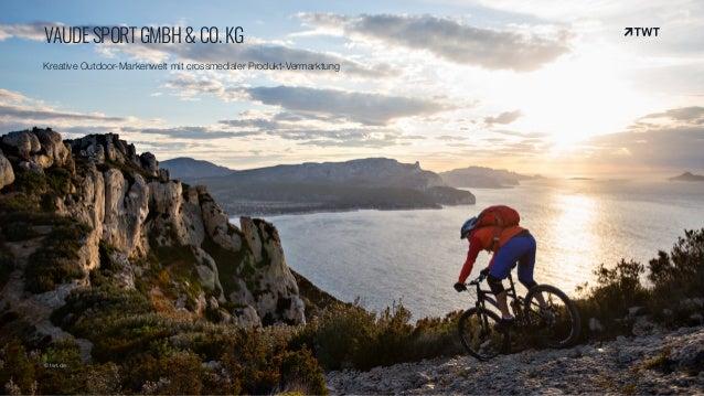 Kreative Outdoor-Markenwelt mit crossmedialer Produkt-Vermarktung © twt.de VAUDESPORTGMBH&CO.KG