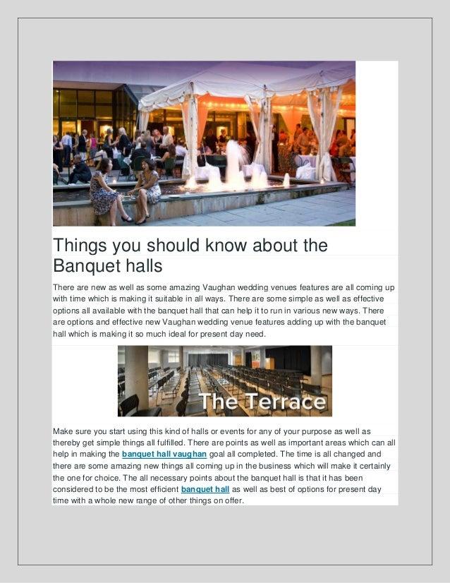 banquet hall vaughan wedding venue
