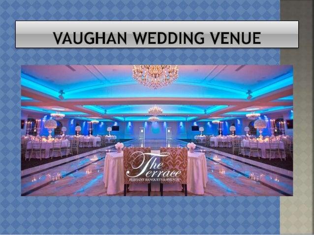 Wedding Venue Vaughan
