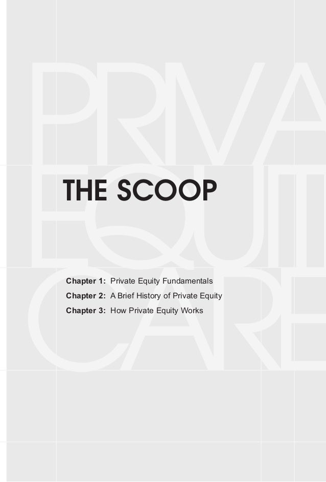Career Guide Private Equity