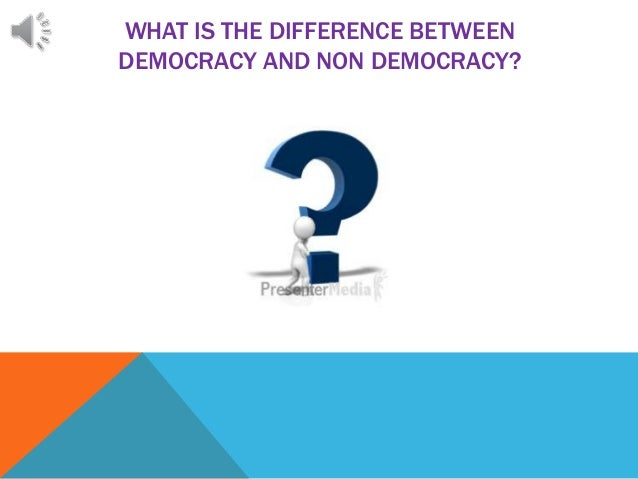 differences between democracy and absolutism The difference between absolute monarchy and constitutional monarchy is that in the absolute monarchy, the monarch holds the supreme or absolute powers, whereas in the constitutional monarchy, the head of state is a hereditary or elected monarch the law within a constitutional monarchy might be .