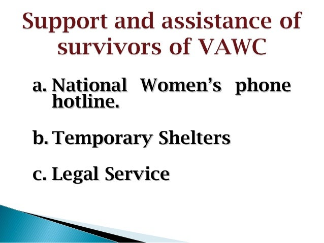 Violence Against Women: issues and Concerns