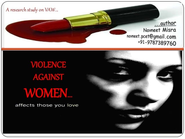 violence against women essay