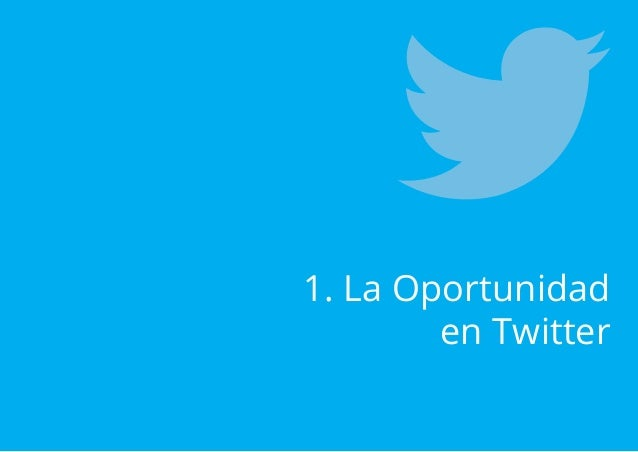 Twitter Ads: ¿Cóno rentabilizar mi comunidad de Twiter?  Slide 3