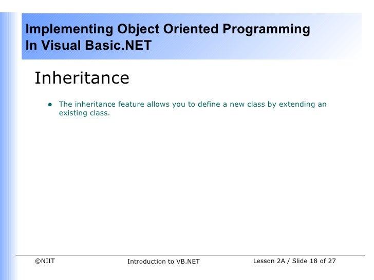 Vb net session 03
