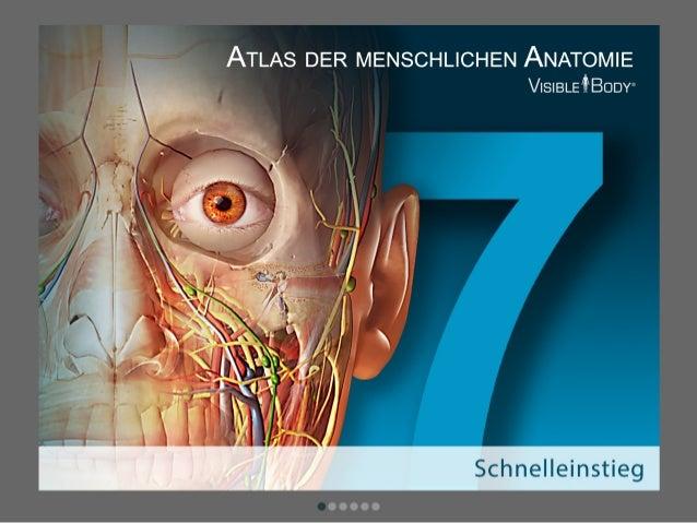 Atlas der menschlichen Anatomie für iPad