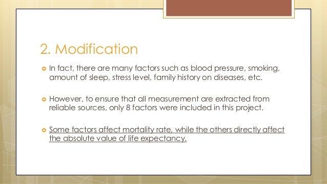VBA Program - Life Expectancy Calculator