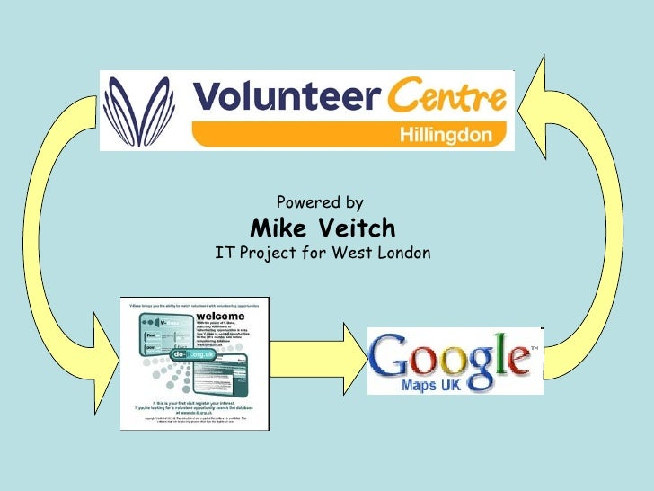 Powered by  Mike Veitch IT Project for West London