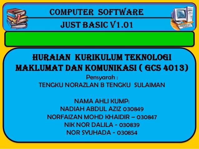 Computer software                 Computer software  ---------------------------------------------------------------------...