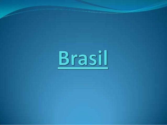 Brasil  oficialmente República Federativa do Brasil  o maior país da América do Sul e da região da América Latina, sendo...