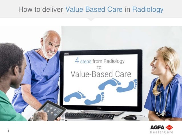 1 How to deliver Value Based Care in Radiology