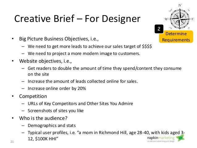 Creative Project Brief Template Google Search Home Office. Ultimate Website  Development Roadmap