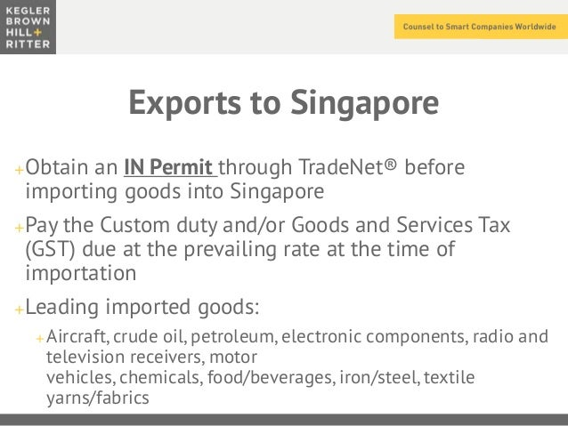 Exporting and Conducting Business in Singapore + Indonesia
