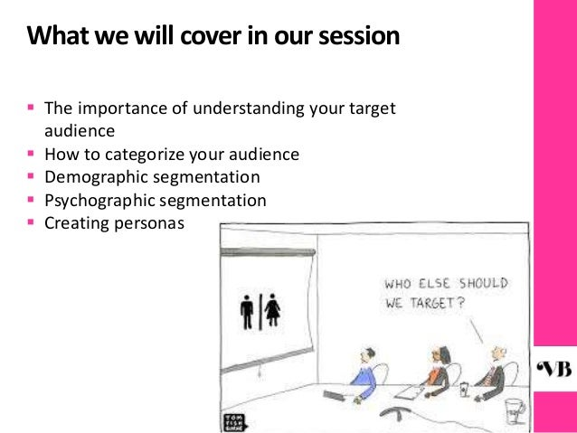 understanding the target audience for the Audience and content targeting planning  filters are often connected to business data web parts to enable users to target business data based on audience.