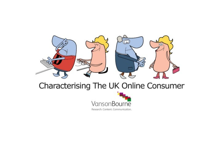 UK Consumers' Online Lives