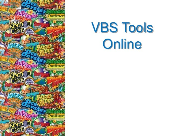 Vbs online