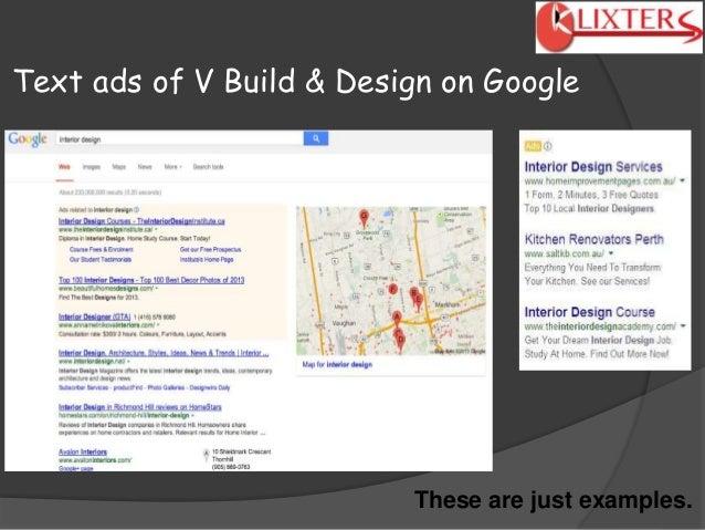 Interior Designing Business Marketing Plan