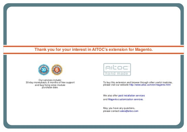 VBulletin integration user manual by AITOC