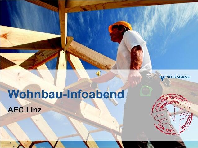 Wohnbau-InfoabendAEC Linz