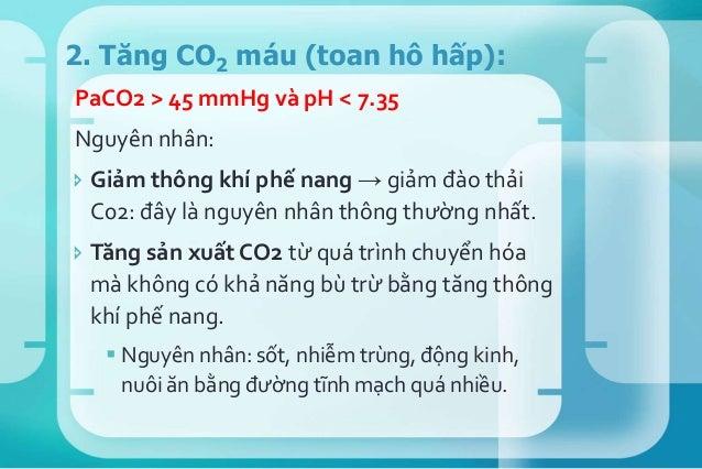  SHH cấp: chức năng hô hấp suy giảm nhanh.  SHH mãn: thường có những thích nghi sinh lý, làm phân phối oxy hệ thống và p...