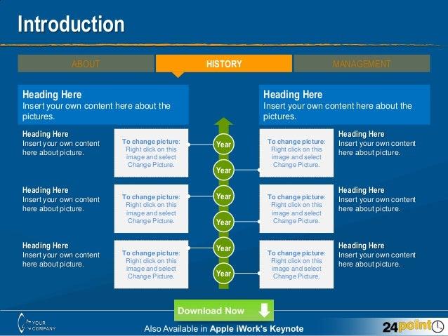 Venture Capital PowerPoint Template - Venture capital website template