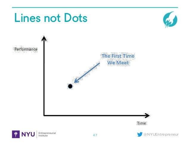 @NYUEntrepreneur Lines not Dots 47