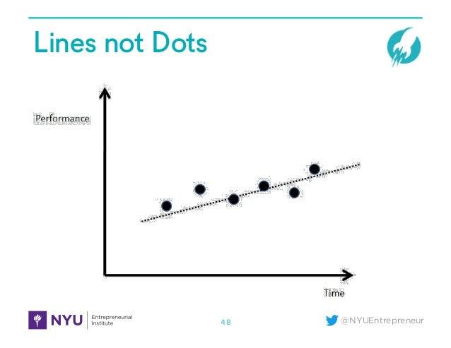 @NYUEntrepreneur Lines not Dots 48