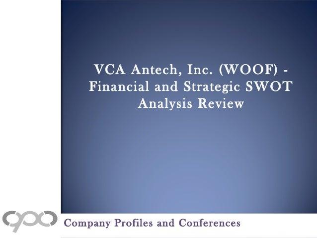 Vca woof apps