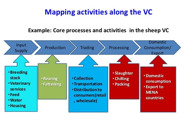 Basic Concepts Of Value Chain Analysis For Sheep And Goat Value Chain