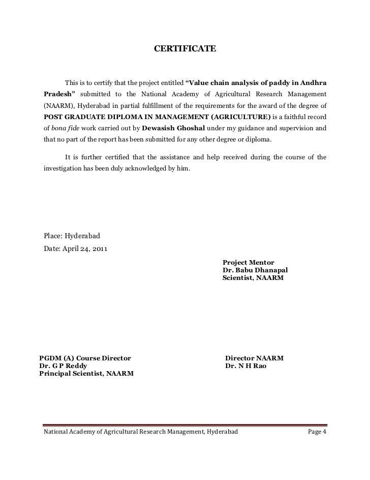 Study Gap Affidavit - Scribd
