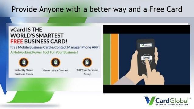 Vcard Presentation
