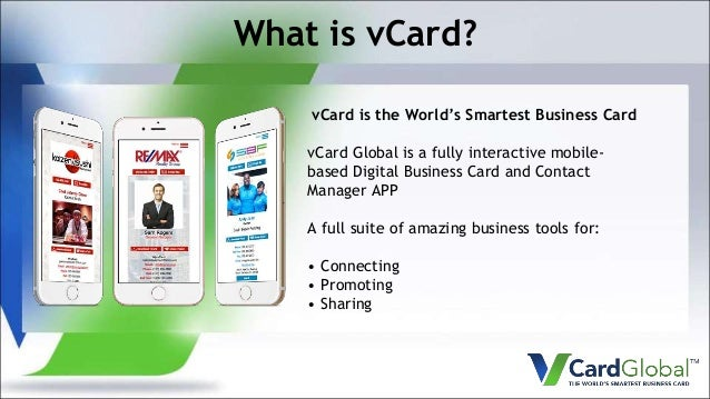 The VcardGlobal Review